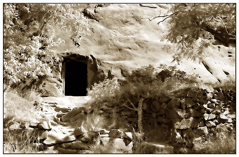 Idylle im Oak Creek Canyon - Arizona, USA