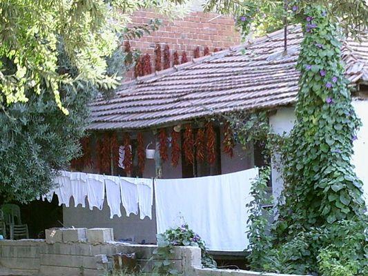 Idylle in einem Vorort von Denizli