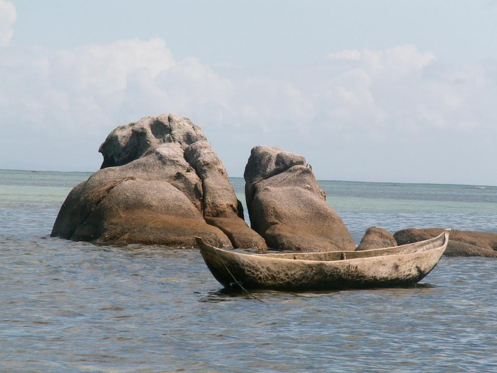 Idylle in Madagaskar