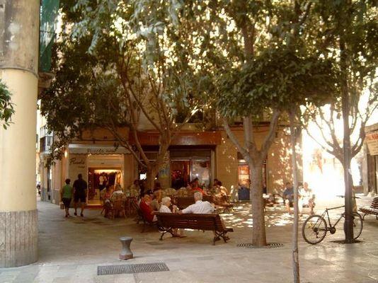Idylle in Palma