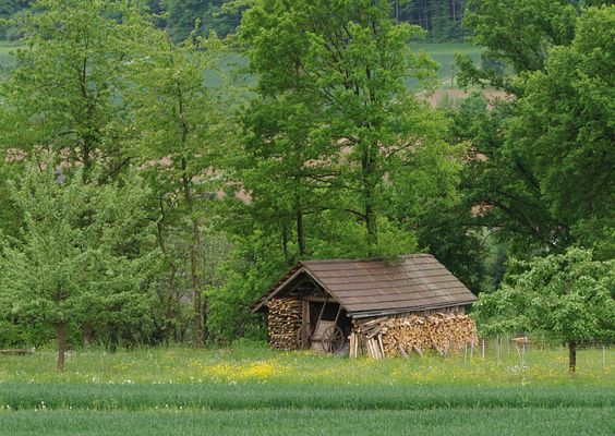Idylle zwischen Odenwald und Bauland