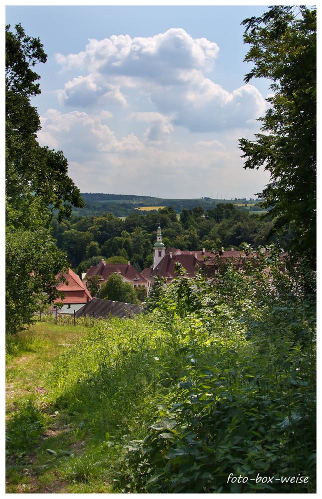 Idyllisch gelegenes Kloster