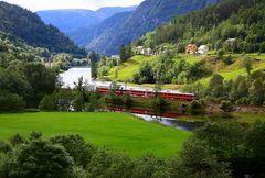 Idyllisches Norwegen