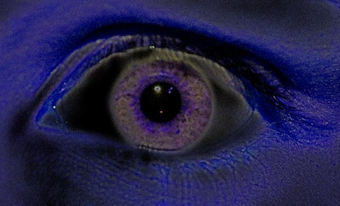 I(eye) see blue