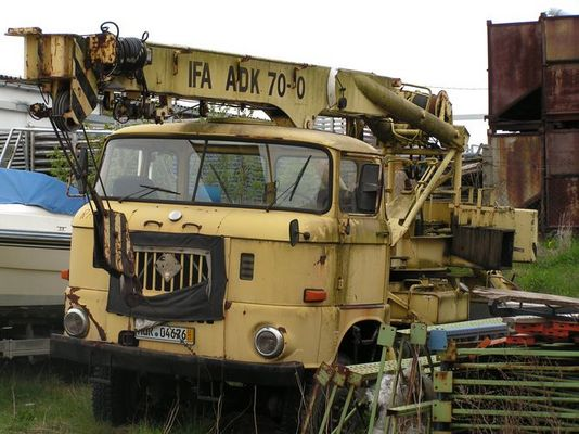 IFA Kranwagen
