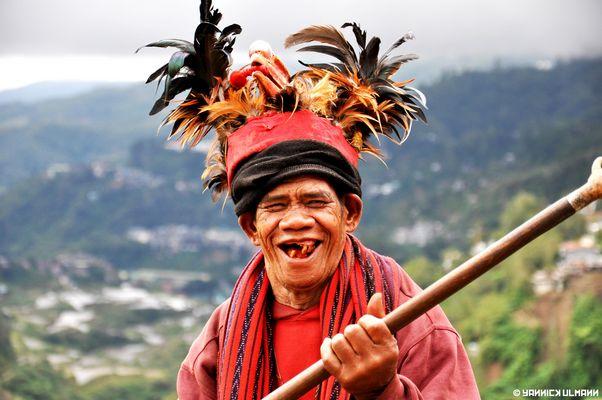 Ifuago of Banaue, Philipines