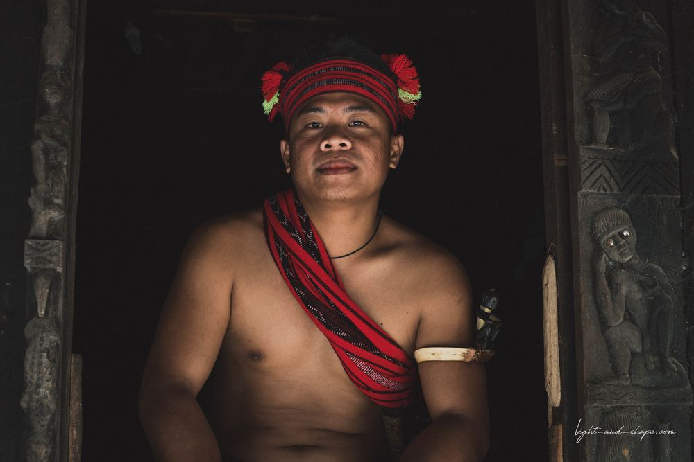 Ifugao of Luzon's hill tribes