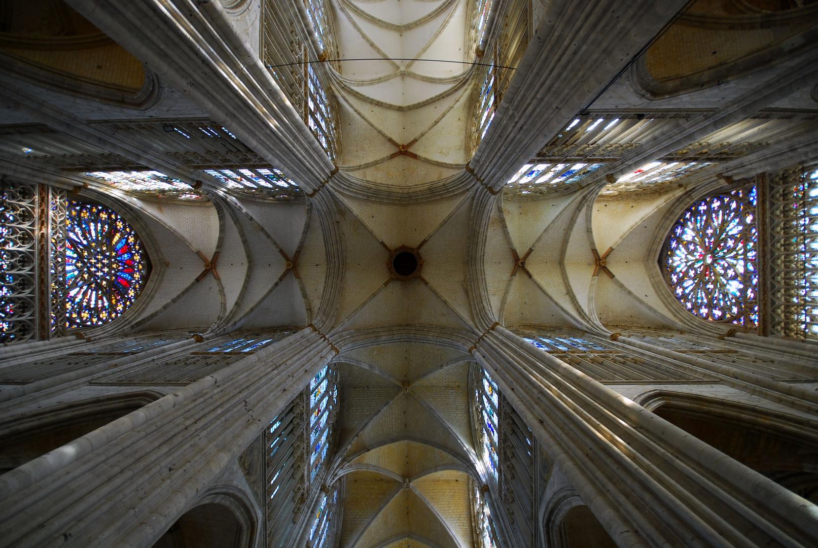 iglesia abadia saint-ouen