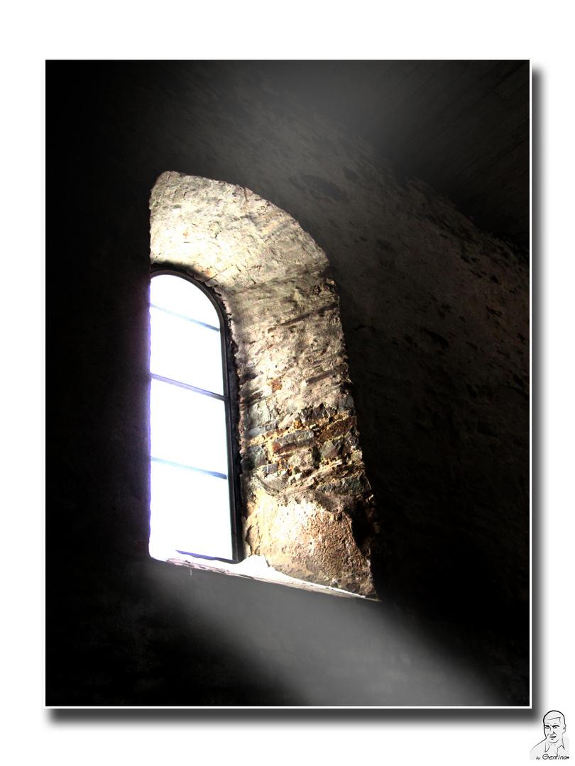 Iglesia abandonada en Wollseifen