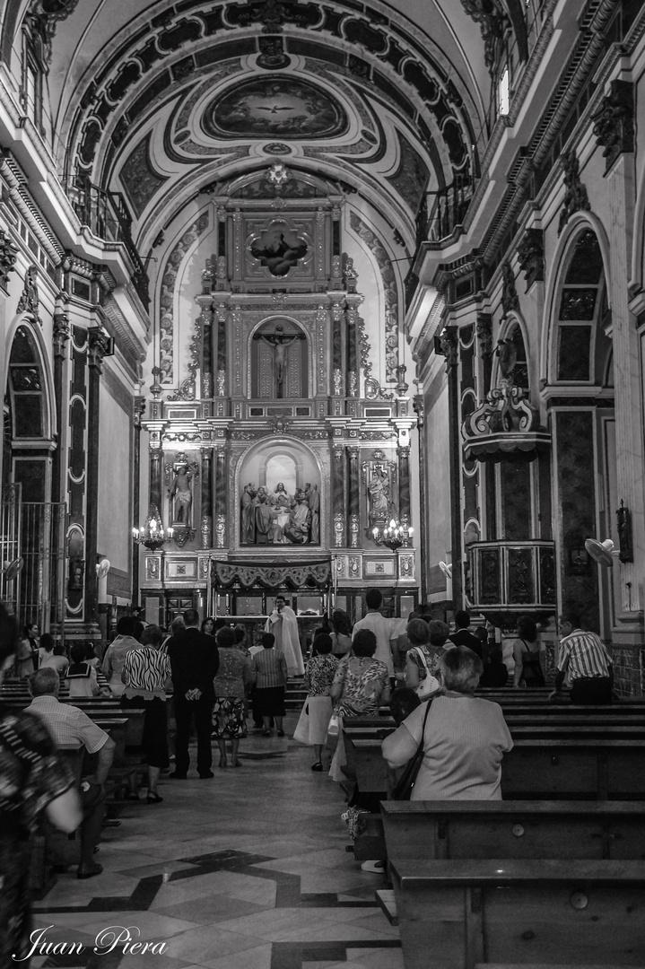 Iglesia Cena del Señor Polinya de Xuquer