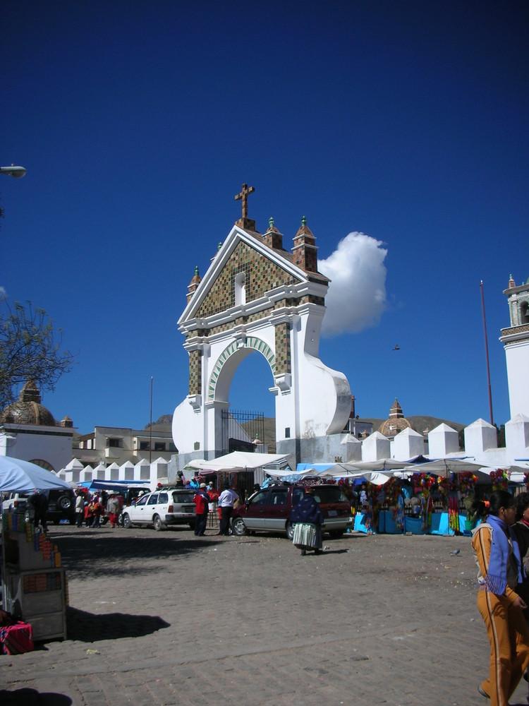Iglesia Copacabana