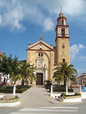 Iglesia de Algodonales