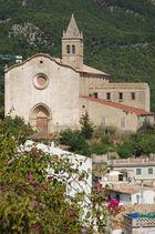 iglesia de Andratx