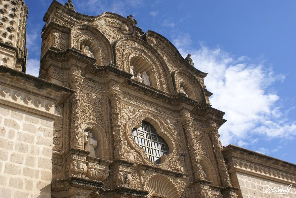 Iglesia de Belén Cajamarca Perú
