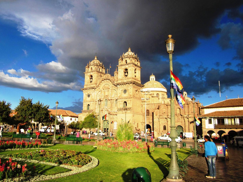 Iglesia de la Compañia.