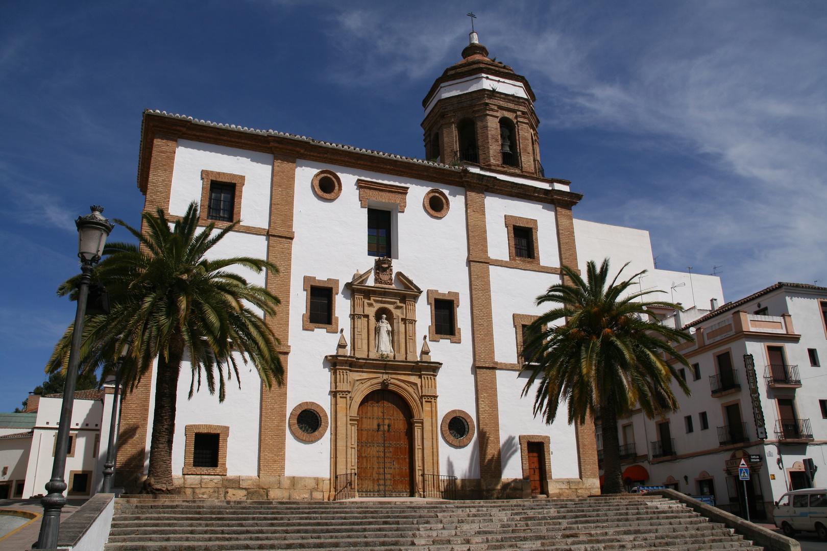 Iglesia de LA MERCED/Ronda