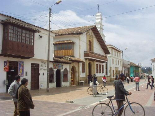 iglesia de la renovacion chiquinquira boyaca colombia