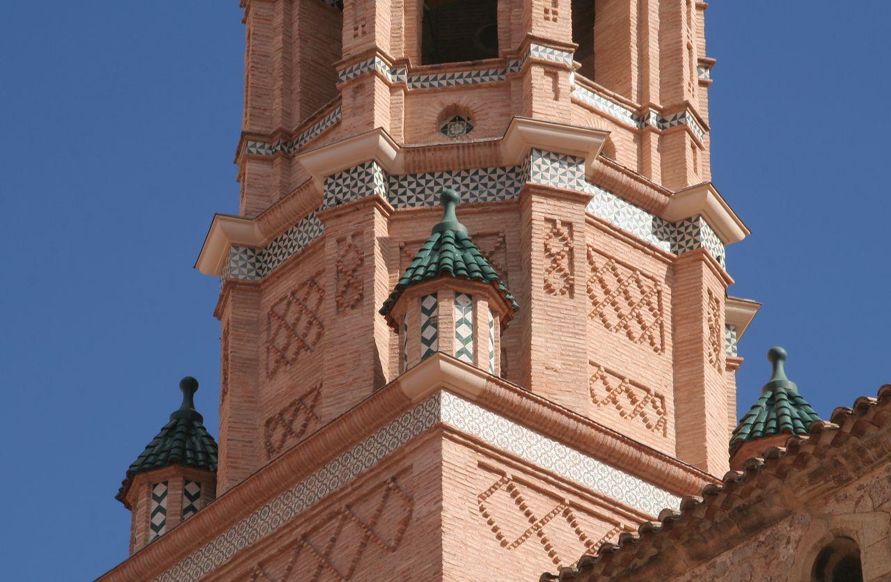 Iglesia de Monterde (Zaragoza)