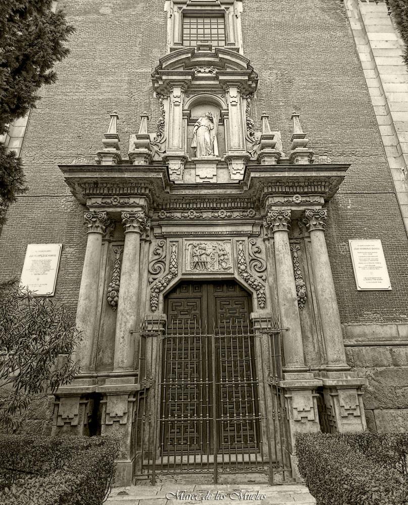 ...Iglesia de San Andres...