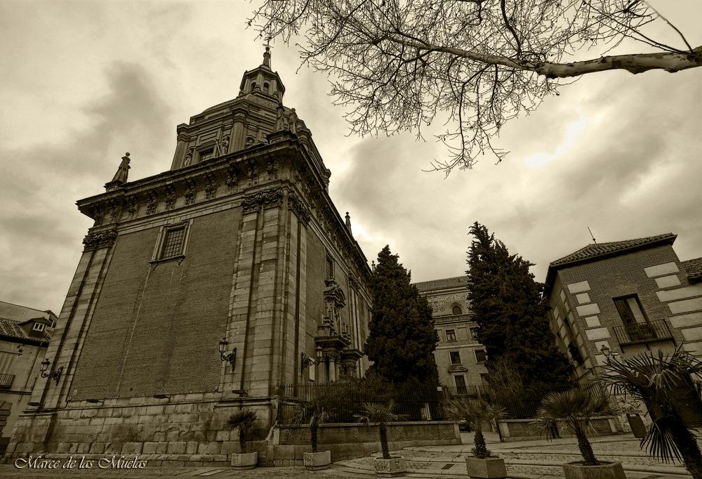 ..Iglesia de San Andres....