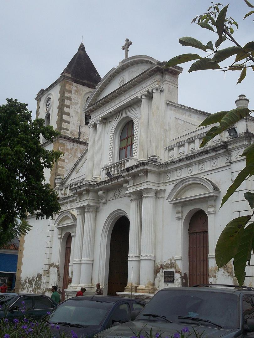 Iglesia de San Cristóbal en Barcelona Venezuela