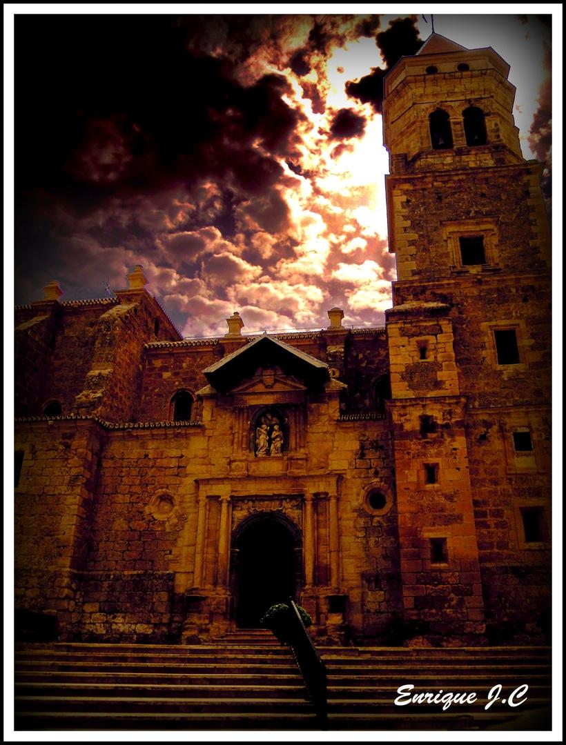 Iglesia de San Grabiel (Loja)