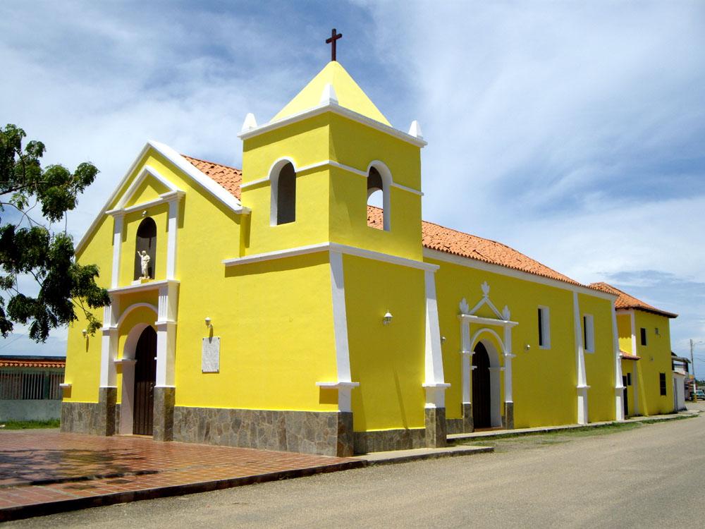 Iglesia de San Juan de Los Cayos