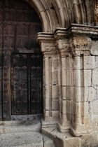 Iglesia de Santa Maria La Mayor (Trujillo Cáceres Extremadura España)