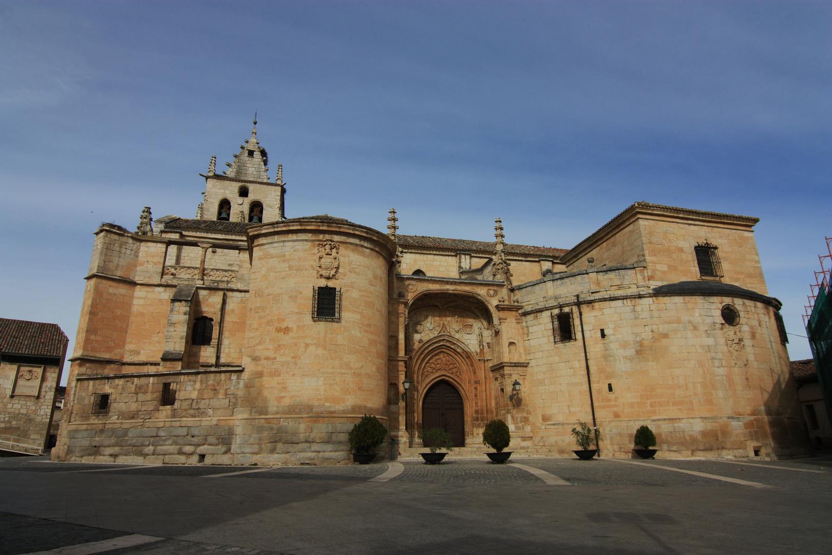 Iglesia de Santa María Magdalena (Torrelaguna)