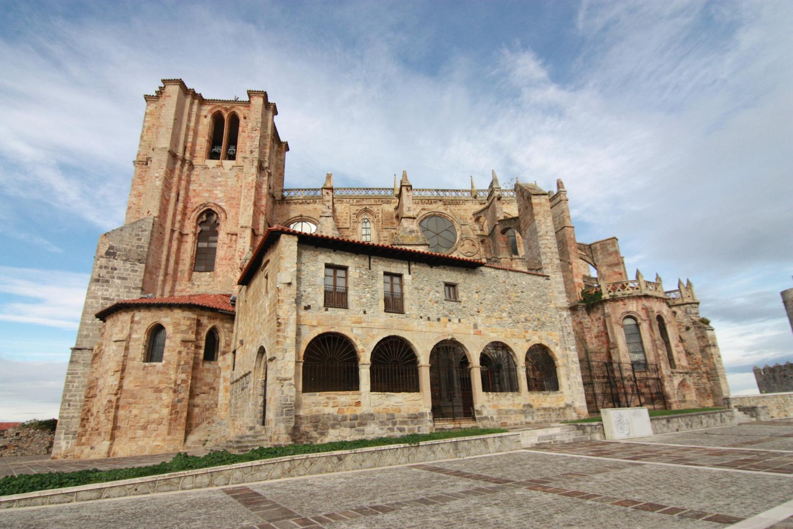Iglesia de Sta. María de la Asunción (Castro Urdiales)