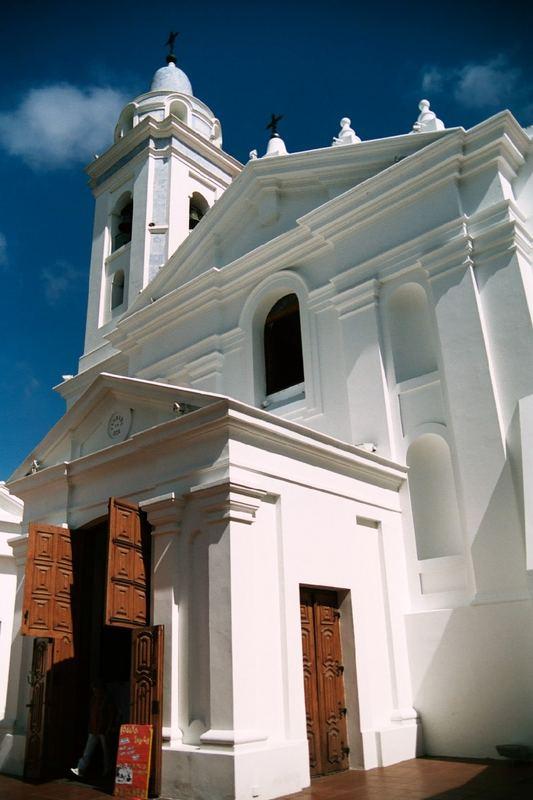 Iglesia del Pilar, Recoleta, Buenos Aires, Argentina - Pilar-Kirche im Viertel Recoleta