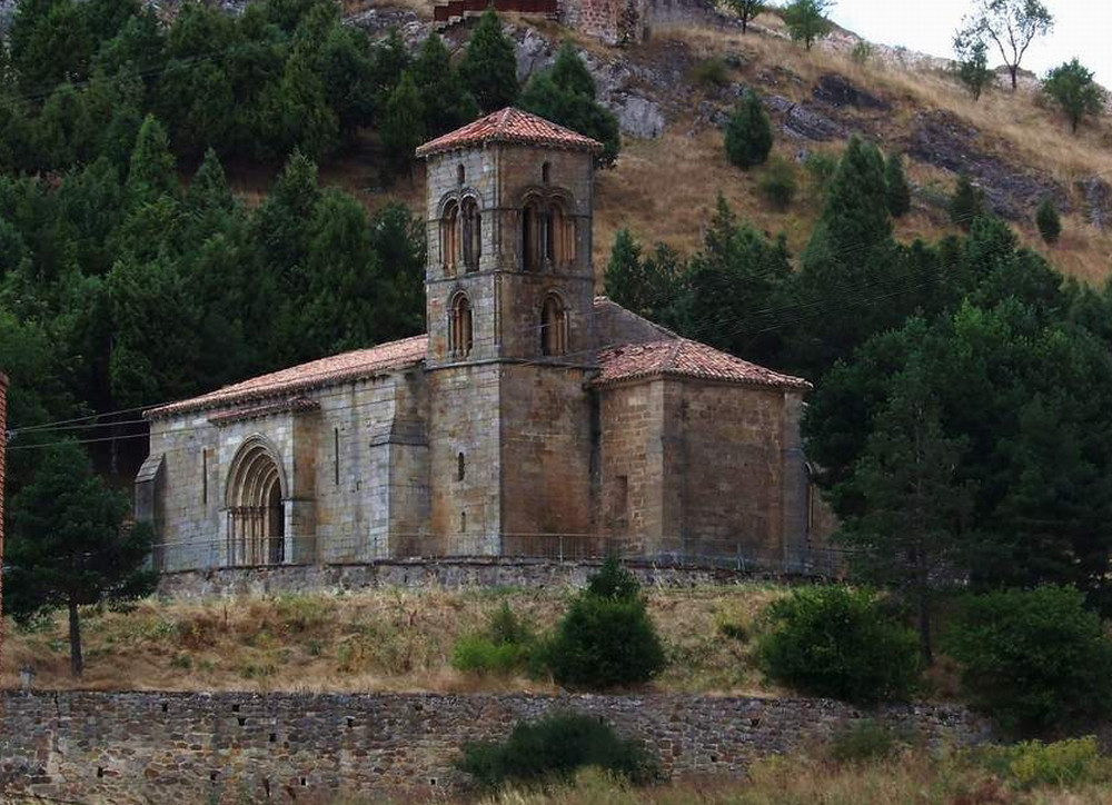 Iglesia en Aguilar de Campoo