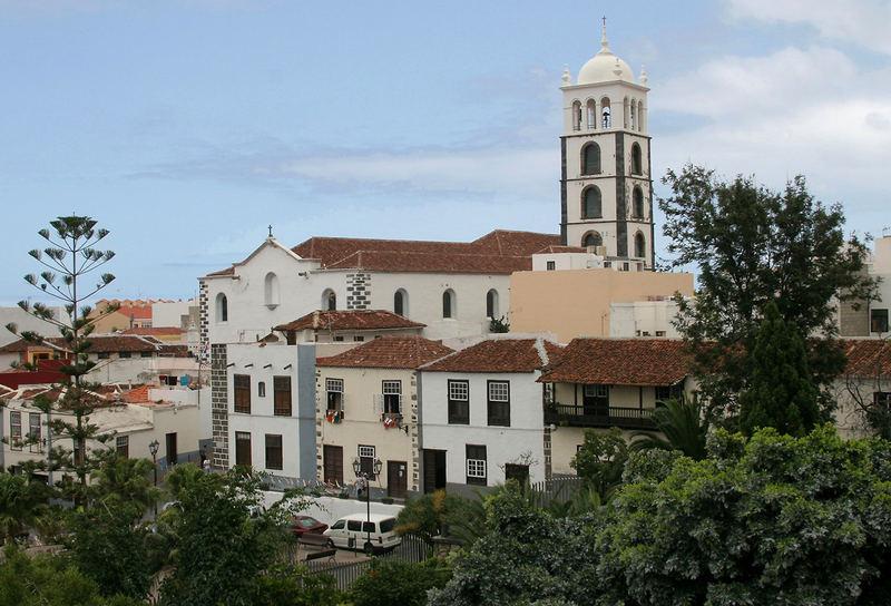 Iglesia Matriz de Santa Ana in Garachico