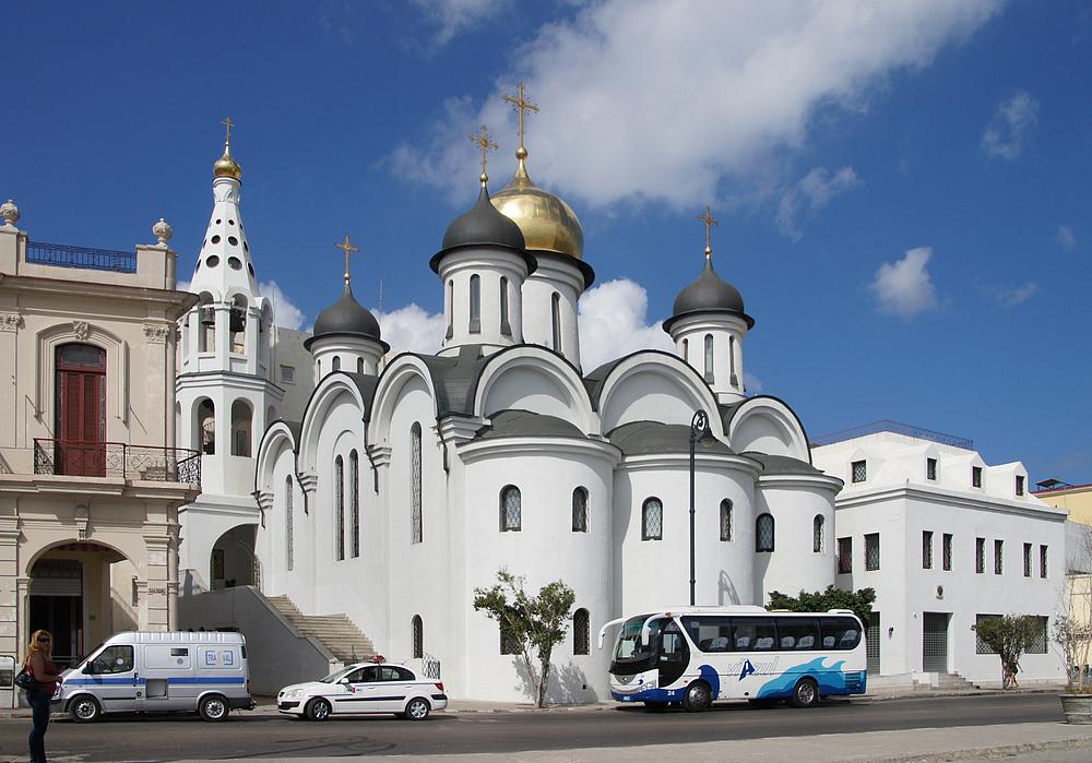 ..Iglesia Orthodoxa Rusa..