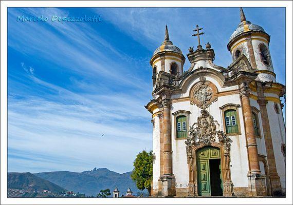 Iglesia - Ouro Preto / MG - Brasil