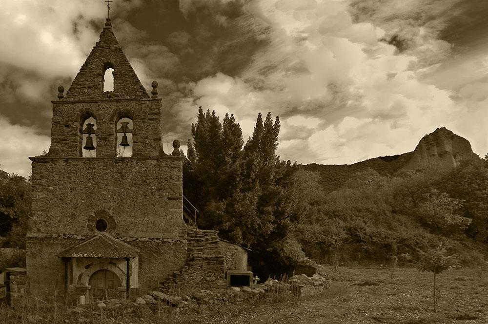 Iglesia romanica (III)