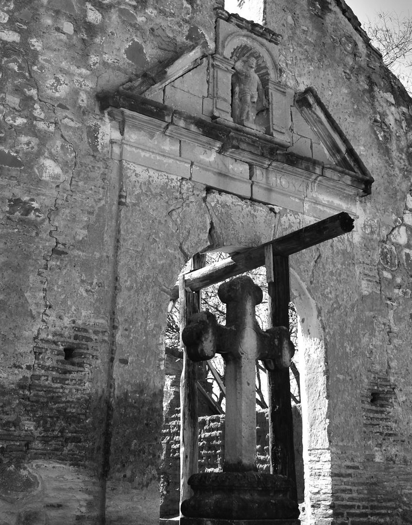 Iglesia s. XV Oaxaca