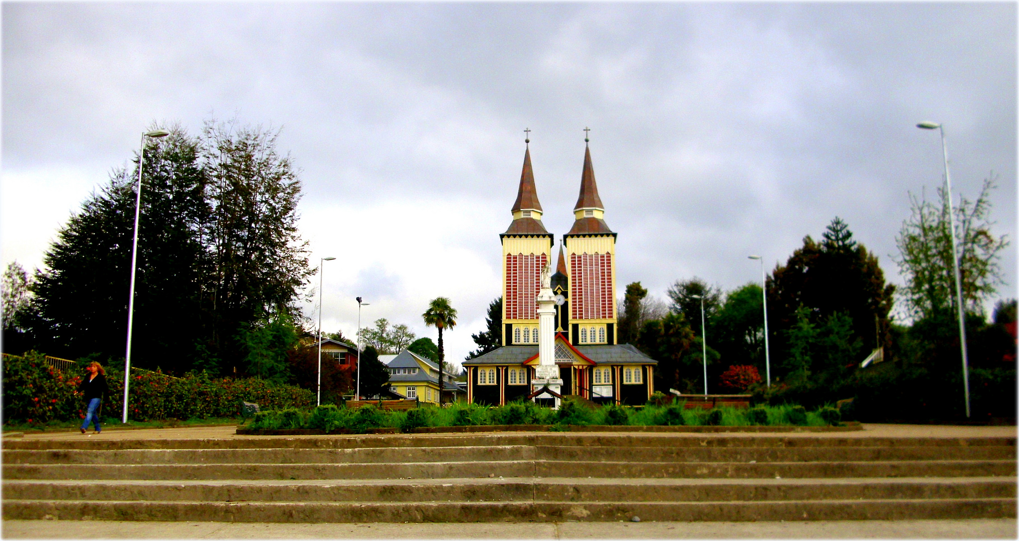 Iglesia San Sebastián de Panguipulli