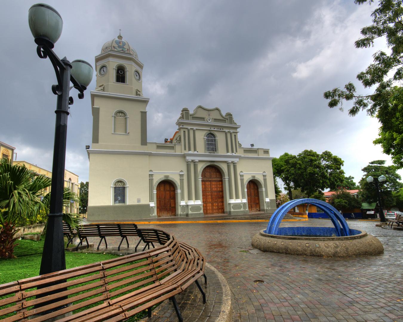 Iglesia Sta. Rosa, Estado Lara Venezuela