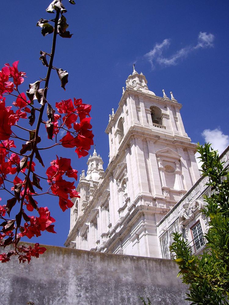 Igreja de São Vicente de Fora, Lisboa