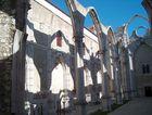 Igreja do Carmo im Winterlicht