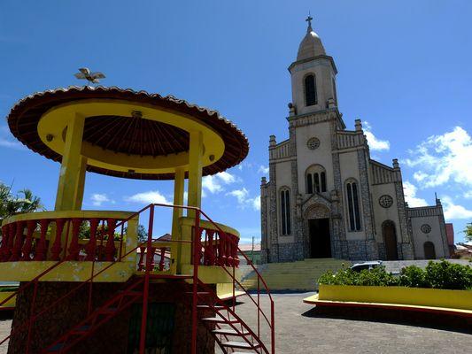 Igreja São José in Ubajara.