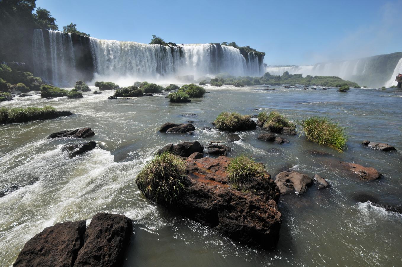 Iguassu - Wasser in Unmengen (I)