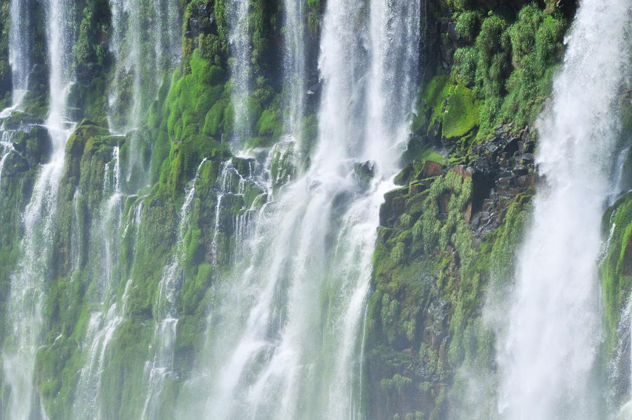 Iguassu - Wasser in Unmengen (II)