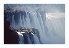 Iguazu Aussichtsplattform -1