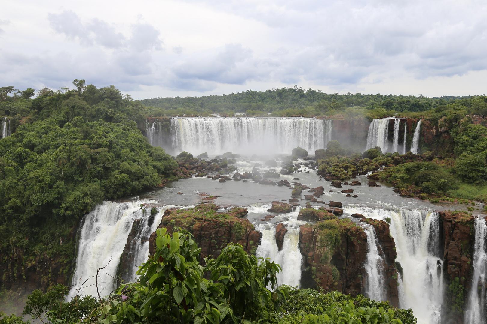 Iguazù Fälle