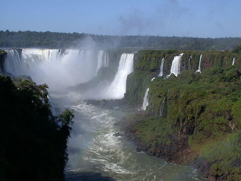 Iguazu - Tausend und ein Wasserfall
