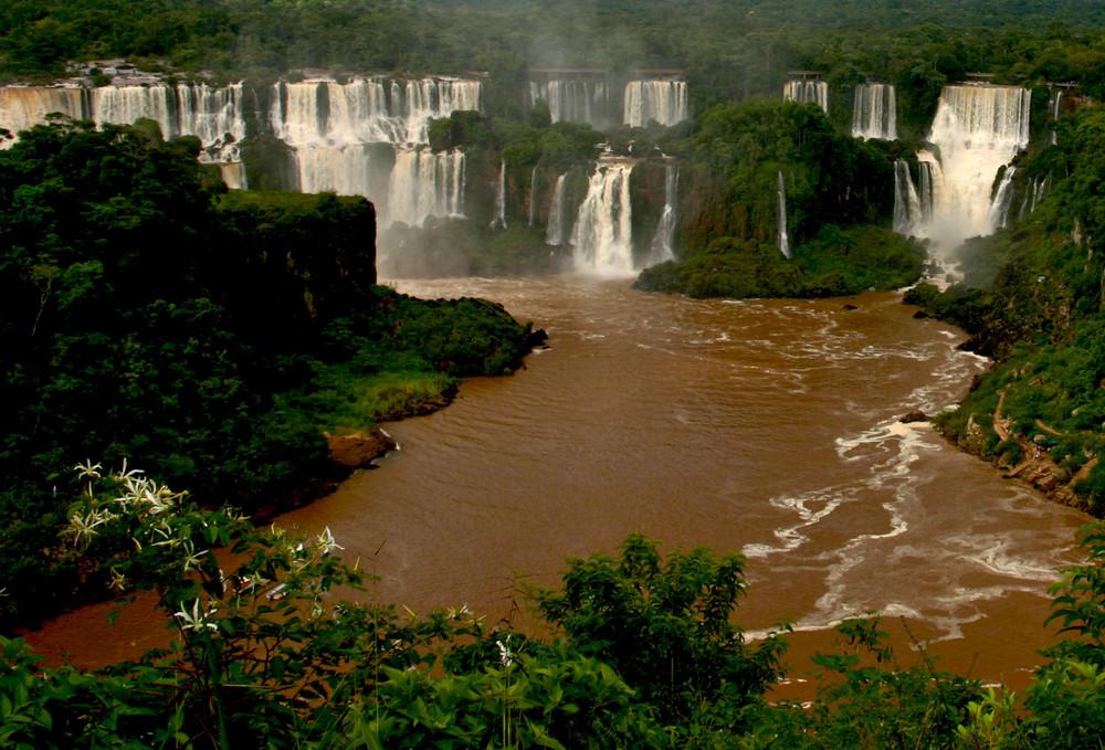 Iguazu Wasserfall 6