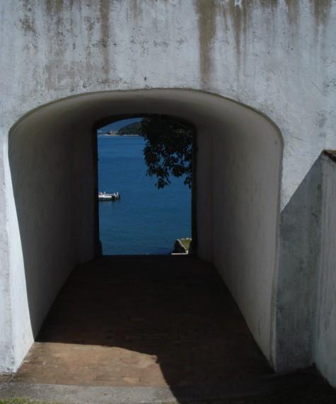 Iha de Anhatomirim- Florianópolis
