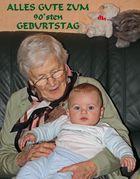 Ihr 90'ster Geburtstag!